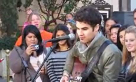 Darren Criss Performance
