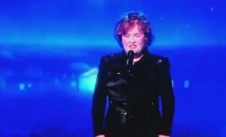 Susan Boyle on The View: O Holy... Crap!