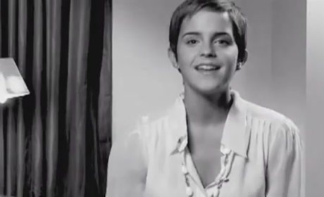 Emma Watson to Fans: Happy Christmas!