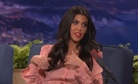 The Kardashians on Conan
