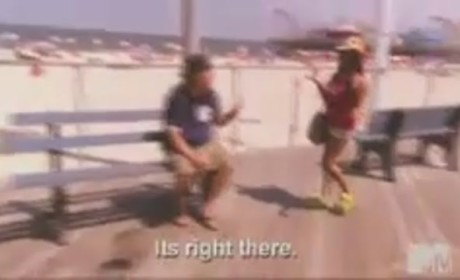 Jersey Shore Season 3 Preview: Snooki Face Plant