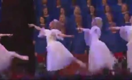 David Archuleta and Mormon Tabernacle Choir Duet