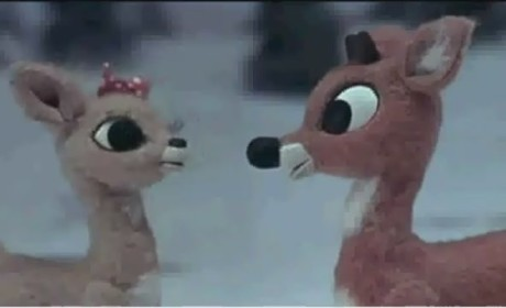 Rudolph the Red-Nosed Reindeer: Killed By Sarah Palin!