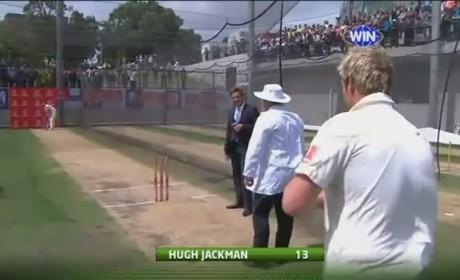 Hugh Jackman Groin Shot
