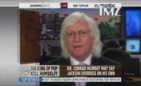 Michael Jackson Lawyer on Dr. Conrad Murray Defense Theory: Come On!