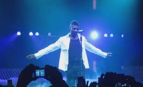 Usher Live in Berlin