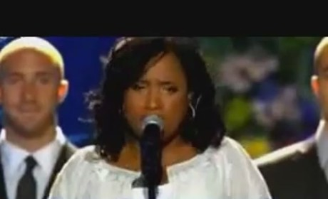 Jennifer Hudson - Will You Be There (Live)