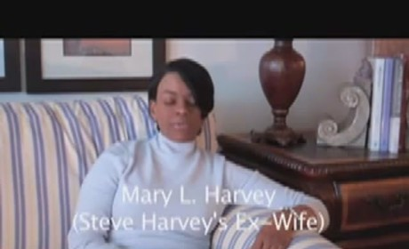 Mary Harvey Accuses Steve Harvey of Rampant, Unprotected Adultery
