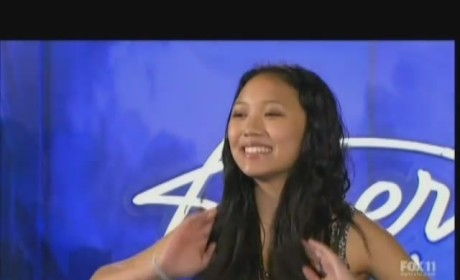 Thia Megia: Chasing Pavement, American Idol Crown