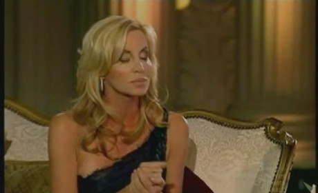 Camille Grammer on Real Housewives Reunion
