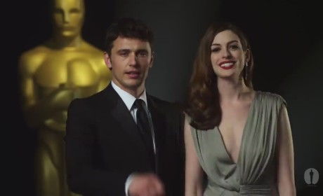 James Franco and Anne Hathaway Promo
