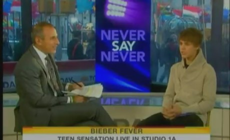 Justin Bieber on Puberty: It Happens!