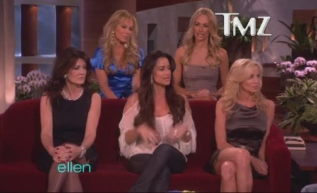 Real Housewives of Beverly Hills on Ellen