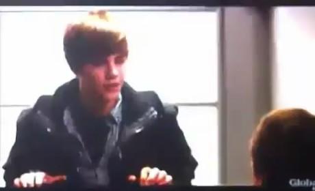 Justin Bieber Digital Short
