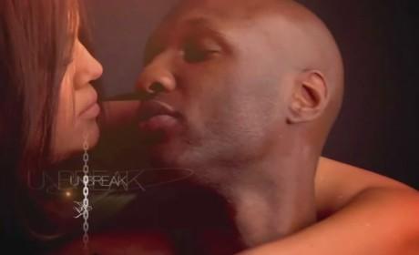 Khloe Kardashian and Lamar Odom: Bonding Souls, Pitching Unisex Fragrance