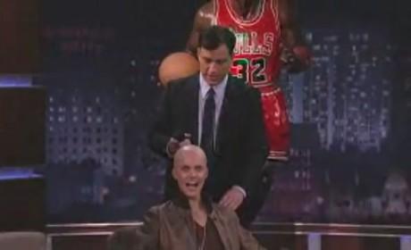 Justin Bieber Bald!