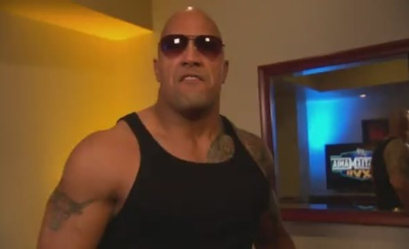 The Rock Return to the WWE, Will Host WrestleMania XXVII