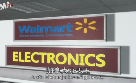 Justin Bieber Fan Spoof