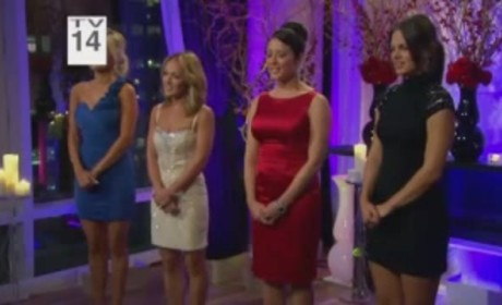 The Bachelor Rose Ceremony: Final Four