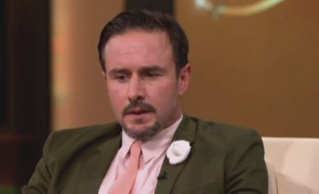 David Arquette on Oprah
