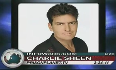 Greatest Charlie Sheen Interview Ever