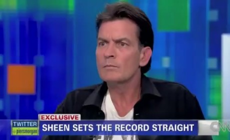 Charlie Sheen on Mel Gibson: One Cool Dude!
