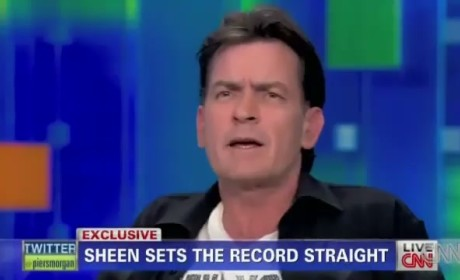 Charlie Sheen on John Stamos: FAIL!