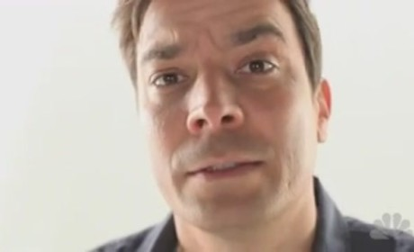 "Jimmy Fallon Mocks Charlie Sheen, Presents ""Winning"" Cologne"
