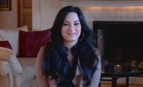 Demi Lovato Thank You Message
