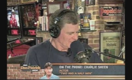 Charlie Sheen on The Dan Patrick Show: Take Two!