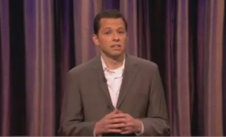 Jon Cryer on Conan: I Am a Troll!