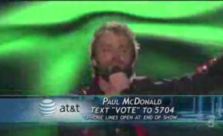 Paul McDonald - Come Pick Me Up
