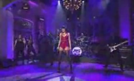 Jessie J Saturday Night Live Performance