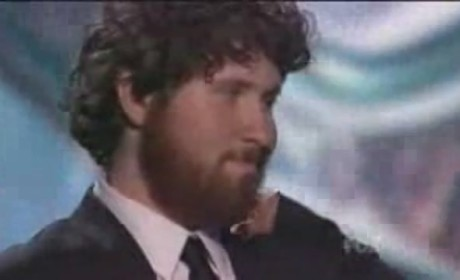 Casey Abrams Sings for His Spot