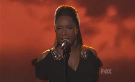 Jennifer Hudson - Where You At (American Idol)