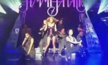 Britney Spears Performs Surprise Live Show in Las Vegas Nightclub
