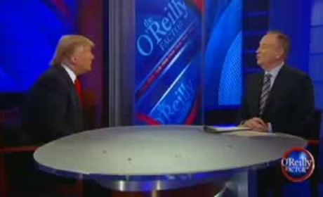 Bill O'Reilly Challenges Donald Trump