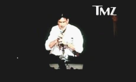Charlie Sheen Monologue