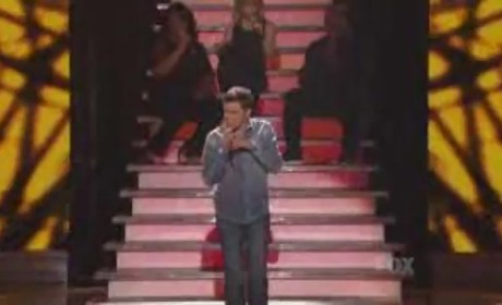 Scotty McCreery - That's All Right, Mama (American Idol)