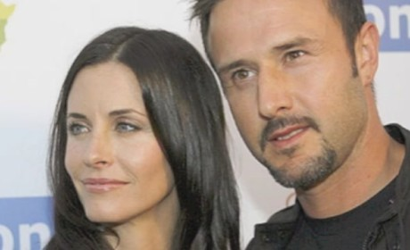 Reflections on Erections: Courteney Cox Offers Way TMI on David Arquette (AUDIO)