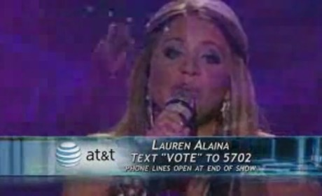 Lauren Alaina - The Climb (American Idol)