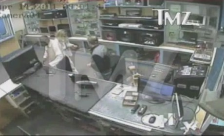 Brooke Mueller at the Pawn Shop