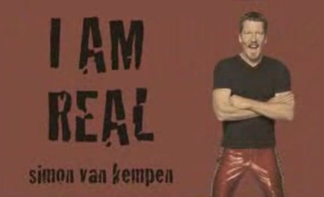 Simon van Kempen - I Am Real