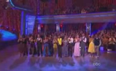 "Kirstie Alley and Maksim Chmerkovskiy Showcase Dancing With the Stars ""Assets"""