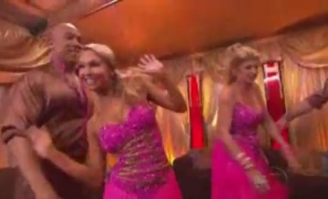 Team Hines on Dancing With the Stars