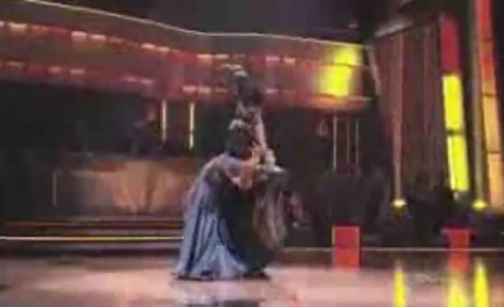 DWTS Week 7 - Ralph and Karina