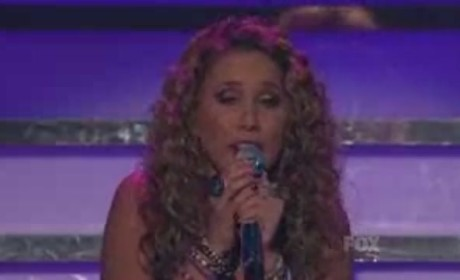 Haley Reinhart - You and I (American Idol)
