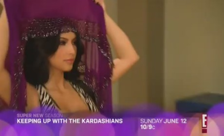 Keeping Up With the Kardashians Sneak Peek