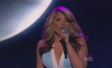 Lauren Alaina - Unchained Melody (American Idol)