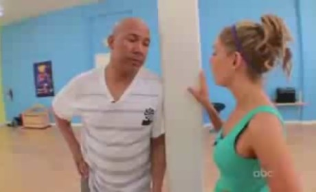 Hines Ward and Kym Johnson - DWTS Week 8 (Instant Dance)